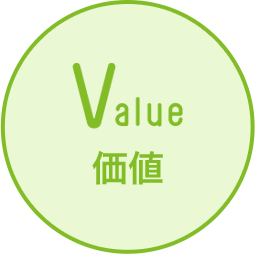 Value 価値